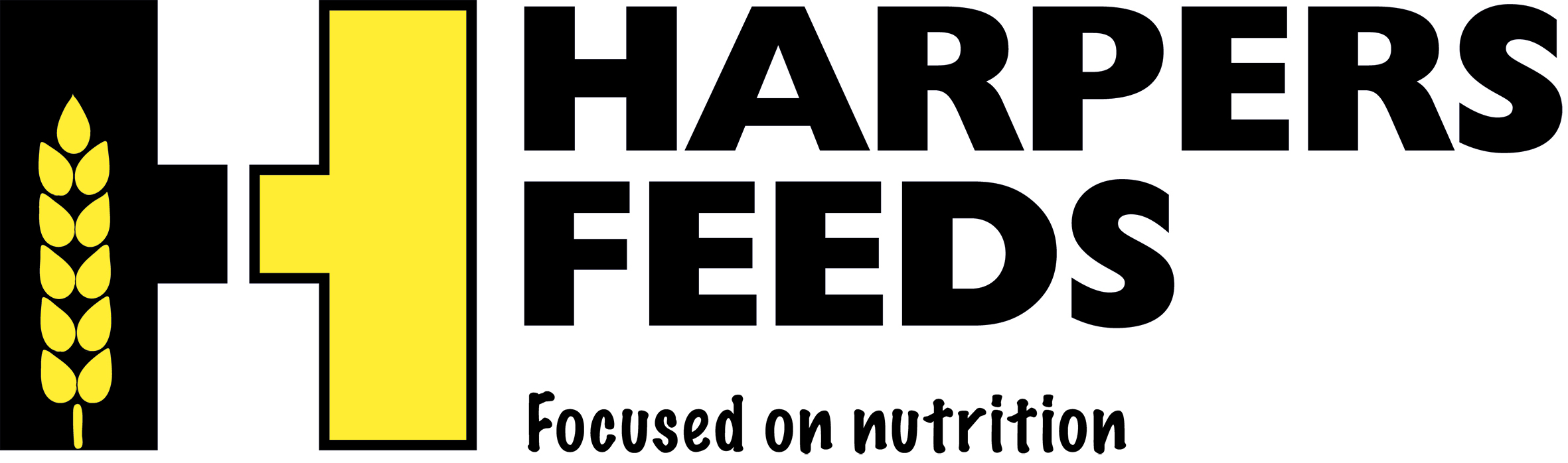 Harpers Feeds  Logo
